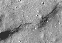 The moon is shrinking as it loses heat, new images reveal