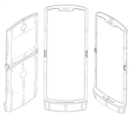 New leak shows us how the new Moto RAZR will actually work