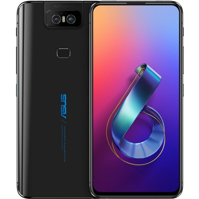 ASUS launches ZenFone 6 with top-tier hardware and flip-up camera