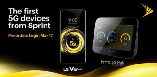 Sprint's first 5G devices go on sale