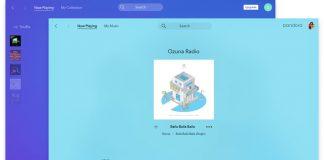 Pandora Launches New Desktop App for Mac