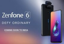ASUS ZenFone 6 is all set to make its debut in India
