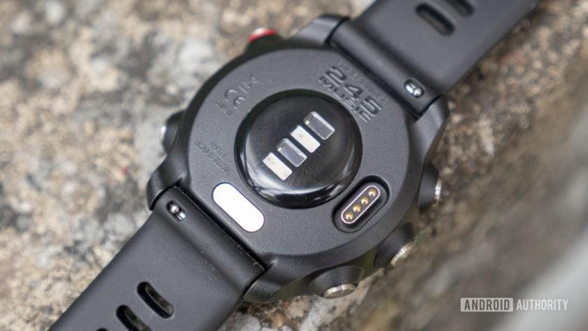 garmin forerunner 245 music running watch heart rate sensor
