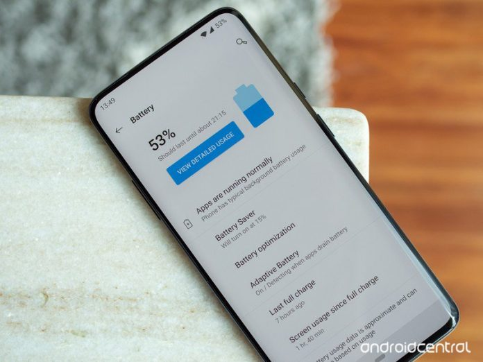 How's the battery life on your OnePlus 7 Pro?