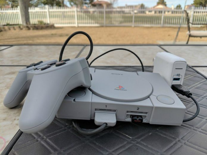 How to set up a PlayStation Classic