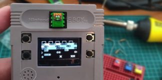 This guy managed to squeeze an entire game console into a Game Boy cartridge