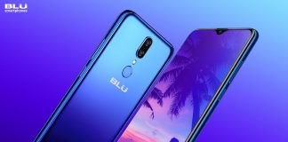 Blu G9 debuts with big screen, big battery, and sharp looks
