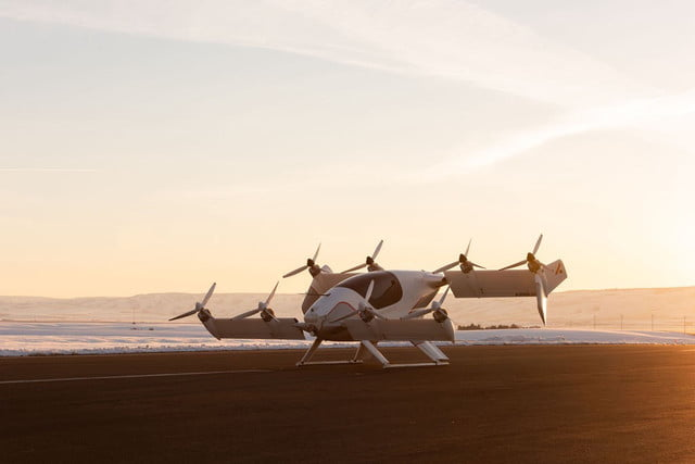 flying taxi airbus offers first look inside its autonomous vahana aircraft alpha 2