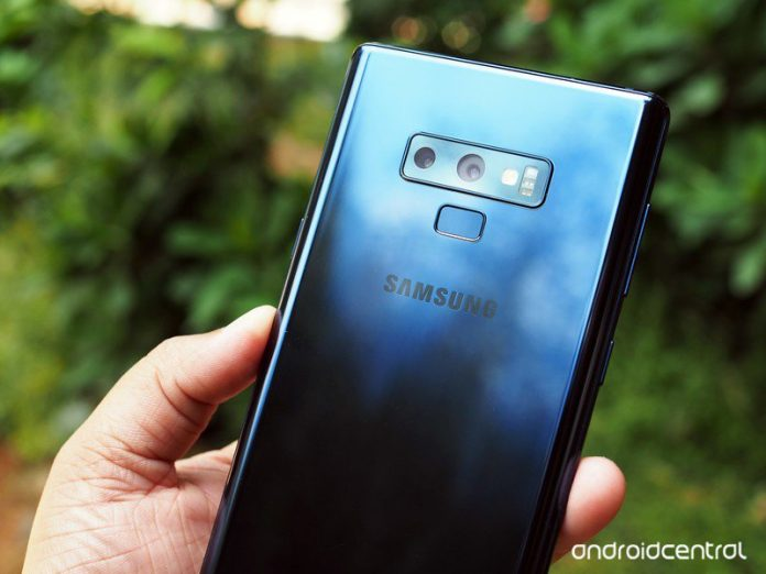 Are you getting bored with the Galaxy Note 9?
