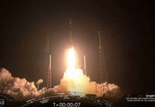 SpaceX joins internet-from-space race with launch of 60 Starlink satellites