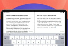 Ulysses Gains Native iPad Editor Split View and Ghost Publishing Support