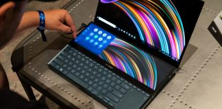 Asus Zenbook Pro Duo hands on – are two screens better than one?