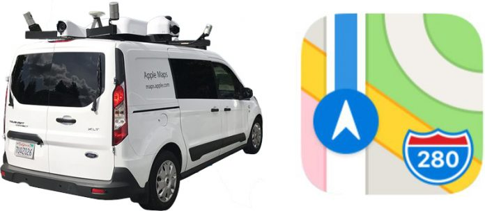 Apple Maps Vehicles to Begin Surveying Canada This Summer