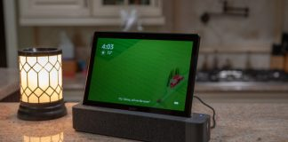 Lenovo Smart Tab P10 review: Just buy an Echo Show