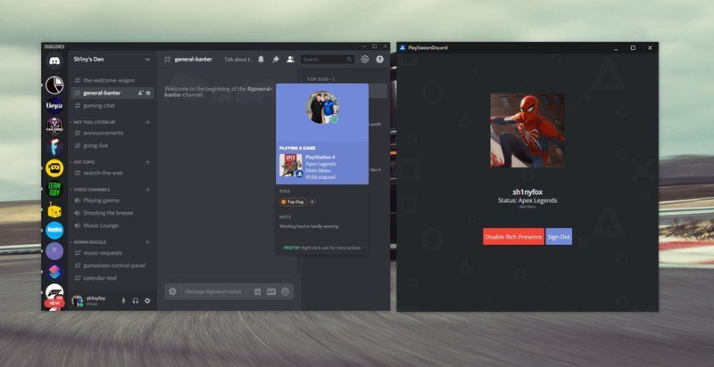 How to share your PS4 activity with your Discord pals - AIVAnet