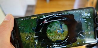 How to use PUBG Mobile gyroscope controls to improve aiming