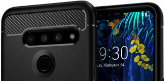 A perfect fit - the best LG V50 cases