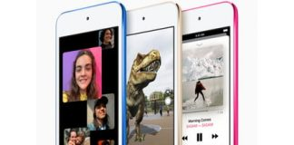 Boasting only a faster processor, Apple hopes new iPod Touch will lure AR gamers