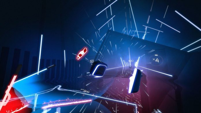 Custom levels are coming to Beat Saber on the Oculus Quest