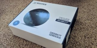 DEEBOT OZMO 930 review