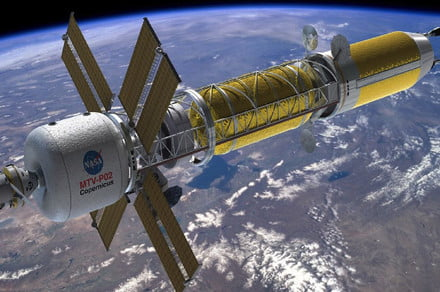 NASA is handed $125 million to develop nuclear rocket propulsion