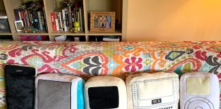 Review: Throwboy's Iconic Pillows Let You Decorate With Classic Apple Product Designs