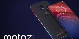 Motorola debuts Moto Z4 with better camera, bigger battery