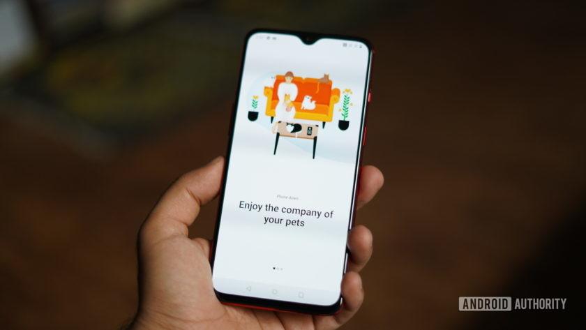 OnePlus 7 zen mode