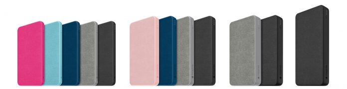 Mophie refreshes powerstation line with USB C and new colors
