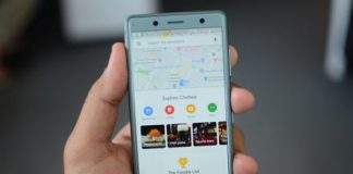 How to drop a pin in Google Maps