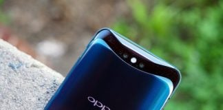 OPPO gives us a first look at its in-display camera tech