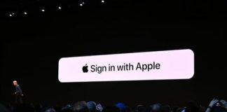 Apple's new sign-in feature brings a secure way to log in to your iOS 13 apps