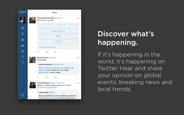 Twitter for Mac App Set to Return to macOS