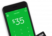 Cash app and debit card are a nice combo for modern banking
