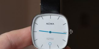 The Nowa Superbe tracks fitness, without looking like it belongs in the gym