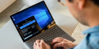 How to change the time in Windows 10