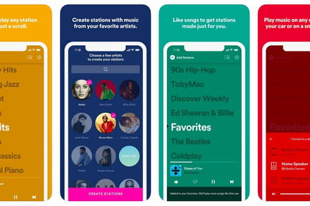 Digital Trends Live: Spotify launches stations in U.S., Amazon's train kiosks
