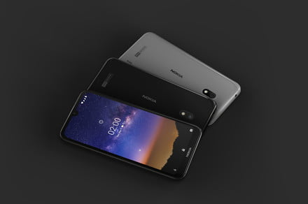 The $112 Nokia 2.2 boasts an edge-to-edge display and will get Android Q
