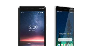 Nokia 3.1 A and C heading to AT&T Prepaid and Cricket in the U.S.