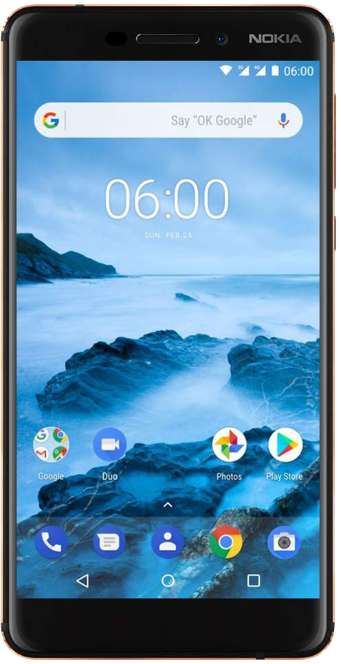 The Nokia 6.1 trumps the Moto G7 Play when it comes to budget phones