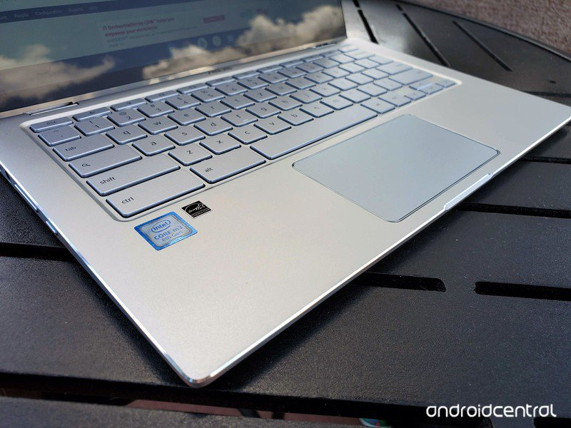 How to make the ASUS Chromebook C434 keyboard more readable - AIVAnet
