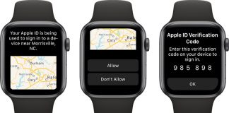 Apple Watch Can Display Apple ID Verification Codes Starting in watchOS 6