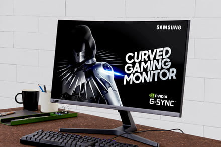 Tear-free and buttery smooth, the $400 Samsung CRG5 has a G-Sync, 240Hz panel
