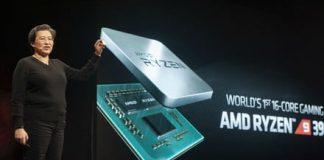 AMD's new 16-core CPU takes aim at PC gamers, throws shade at Intel