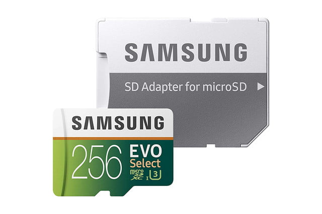 amazon drops prices for samsung micro sd evo select memory cards 100mbs 256 2
