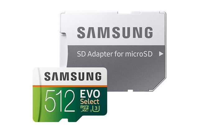 amazon drops prices for samsung micro sd evo select memory cards 100mbs 512 2
