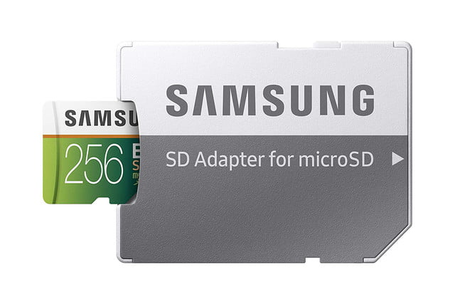amazon drops prices for samsung micro sd evo select memory cards 100mbs 256 3