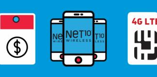 NET10 Wireless Buyer's Guide (June 2019)