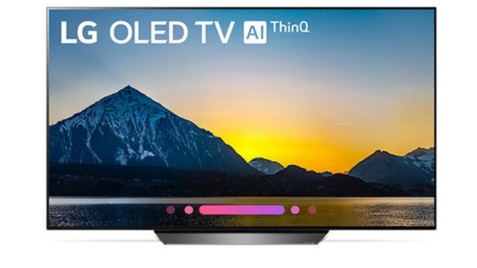 You won't find a cheaper price for the LG B8 Series 55″ OLED 4K HDR TV