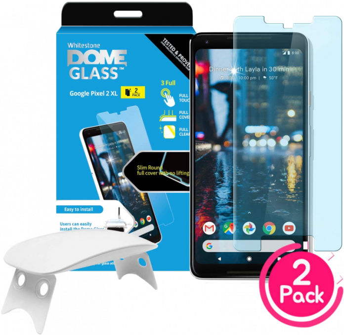 Best tempered glass screen protectors for Google Pixel 2 XL